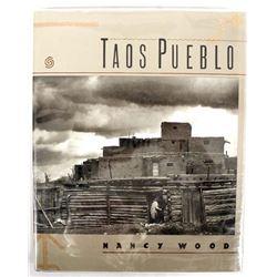 Taos Pueblo by Nancy Wood, Hardback Book