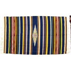 Beautiful Vintage Mexican Saltillo Textile