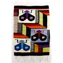 Peruvian Fringed Textile