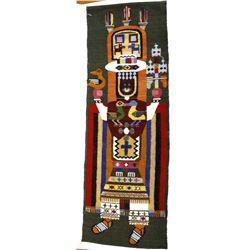 Peruvian Textile Wall Hanging