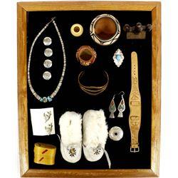 Global Treasures, Some Native American