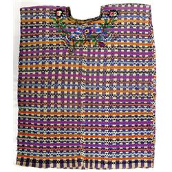 South American Folk Art Vest