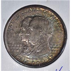 1921 ALABAMA COMMEM HALF DOLLAR  CH BU