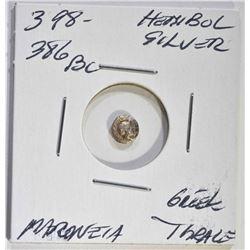 398-386 BC SILVER HEMIBOL