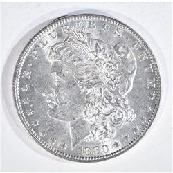 1880 MORGAN DOLLAR, CH BU++