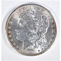 1898-O MORGAN DOLLAR, CH BU FLASHY!!