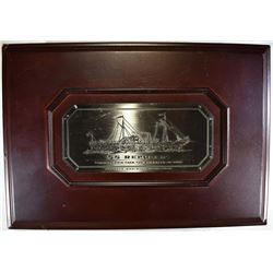 1858-O SEATED HALF DOLLAR  NGC SS REPUBLIC