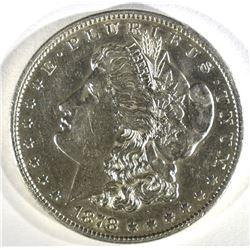 1878 8 TF MORGAN DOLLAR AU
