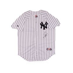 New York Yankees Alex Rodriguez Autographed Jersey