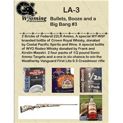 Bullets, Booze and a Big Bang #3