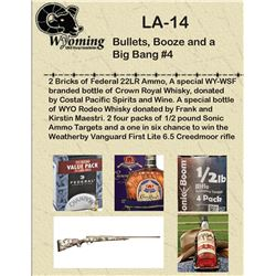 Bullets, Booze and a Big Bang #4