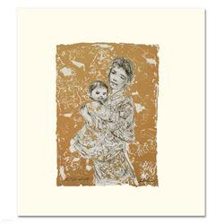 Golden Dreams by Hibel (1917-2014)