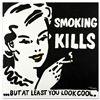 Image 1 : Smoking Kills by Goldman, Todd