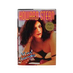 Signed Copy of Miss America by Howard Stern