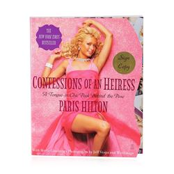 Signed Copy of Confessions of an Heiress: A Tonge-in-Chic Peek Behind the Pose b