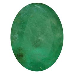 4.89 ctw Oval Mixed Emerald Parcel