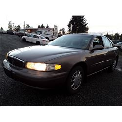 A5 --  2003 Buick Century , Brown , 135661  KM's