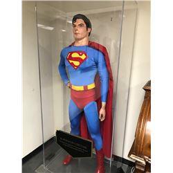 Original Superman Costume Worn by Christopher Reeve