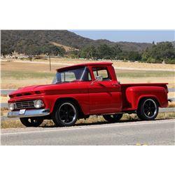 1962 Chevrolet S10 Short Bed Pickup Truck