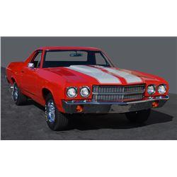 1970 Chevrolet El Camino Pickup