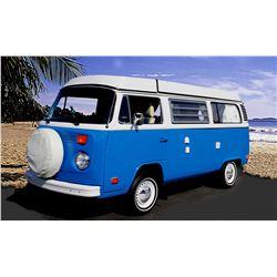 1978 Volkswagen Westfailia Camper Van
