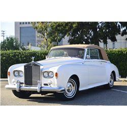 1963Rolls-RoyceSilver Cloud III DHC