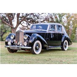 1954Rolls-RoyceSilver Dawn