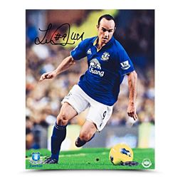 "Landon Donovan Signed ""Driven"" 8x10 Photo (UDA COA)"