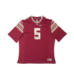 Jameis Winston Signed Florida State Seminoles LE Nike Jersey Inscribed  Youngest Heisman Winner 2013
