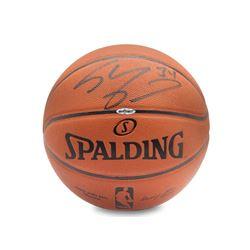 Shaquille O'Neal Signed Basketball (UDA COA)