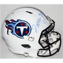 DeMarco Murray Signed Titans Full-Size Helmet (Murray Hologram)