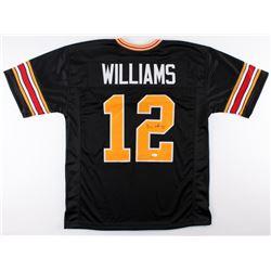 Doug Williams Signed Grambling State Jersey (JSA COA)