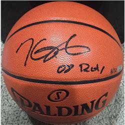"Kevin Durant Signed LE NBA Basketball Inscribed ""08 ROY"" (Panini COA)"