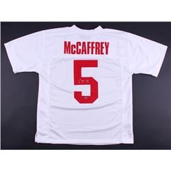 Christian McCaffrey Signed Stanford University Jersey (McCaffrey Hologram)