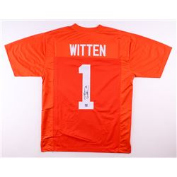 Jason Witten Signed Tennessee Volunteers Jersey (Witten Hologram)