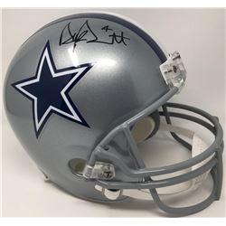 Dak Prescott Signed Cowboys Full-Size Helmet (Steiner COA)