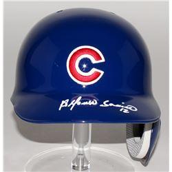 Alfonso Soriano Signed Cubs Authentic Rawlings Full-Size Batting Helmet (JSA COA)