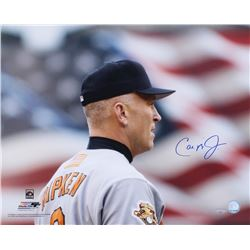 Cal Ripken Jr. Signed Orioles 16x20 Photo (Ironclad Hologram)