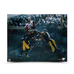 "Allen Robinson Signed Jaguars LE ""Over the Middle Heat"" 16x20 Photo (UDA COA)"
