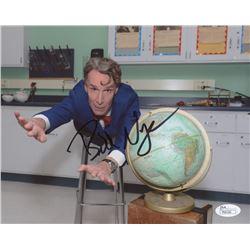 Bill Nye Signed 8x10 Photo (JSA COA)