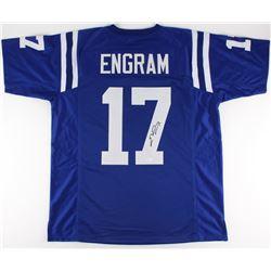 Evan Engram Signed Ole Miss Rebels Jersey (JSA Hologram)