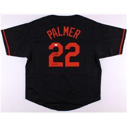 "Jim Palmer Signed Orioles Jersey Inscribed ""HOF 90"" (JSA COA)"