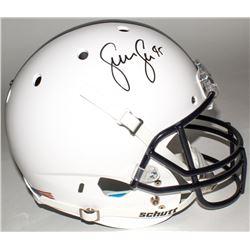 Sean Lee Signed Penn State Nittany Lions Full-Size Helmet (Radtke COA)