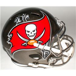 Desean Jackson Signed Buccaneers Full-Sized Helmet (JSA COA)