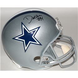 DeMarcus Ware Signed Cowboys Full-Size Helmet (Radtke Hologram)