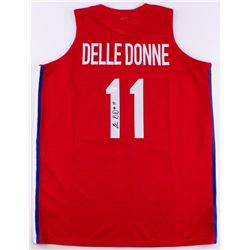 Elena Delle Donne Signed Team USA Jersey (JSA COA)