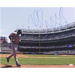 Yasiel Puig Signed Dodgers 16x20 Photo (JSA Hologram)