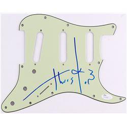 Thurston Moore Signed Guitar Pickguard (JSA COA)