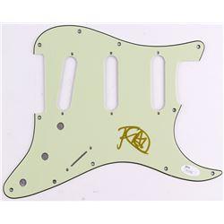 Fat Mike Signed Guitar Pickguard (JSA COA)