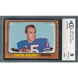 1966 Topps #26 Jack Kemp (BCCG 9)